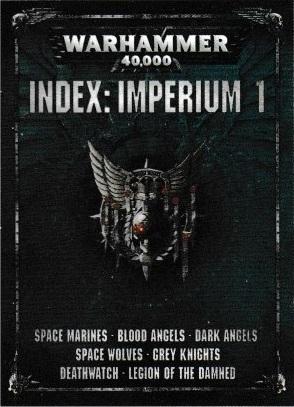 Warhammer 40K 8th Ed DARK IMPERIUM INDEX 40K Miniatures