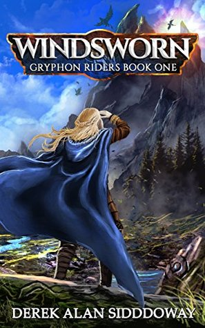 Windsworn (Gryphon Riders Trilogy, #1)