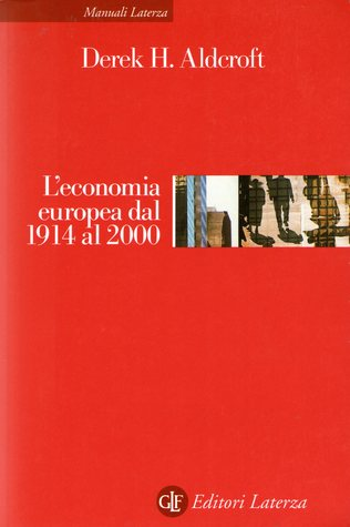 L'economia europea dal 1914 al 2000