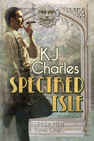Spectred Isle (Green Men, #1)