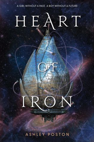 Image result for heart of iron ashley poston
