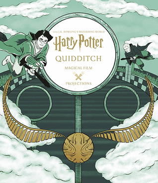 Harry Potter: Magical Film Projections: Quidditch