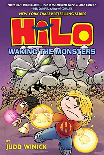 Waking the Monsters (Hilo, #4)