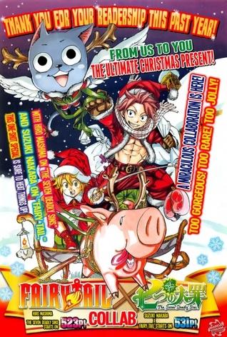 『FAIRY TAIL』&『七つの大罪』合作漫画 [Fairy Tail x Nanatsu no Taizai Christmas Special]