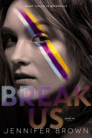 Break Us (Nikki Kill #3)