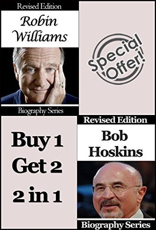 Celebrity Biographies - The Amazing Life of Robin Williams and Bob Hoskins - Famous Stars