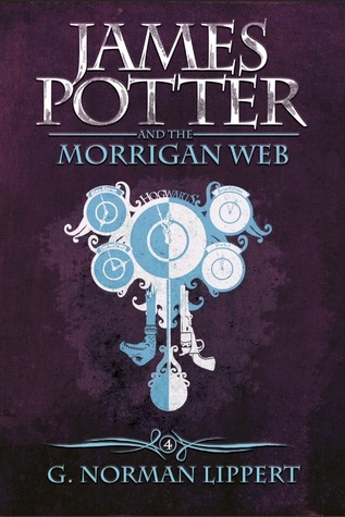 James Potter and the Morrigan Web by G. Norman Lippert