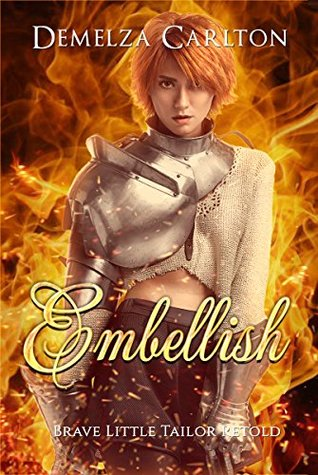 Embellish: Brave Little Tailor Retold (Romance a Medieval Fairytale #7)
