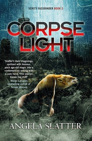 Corpselight by Angela Slatter