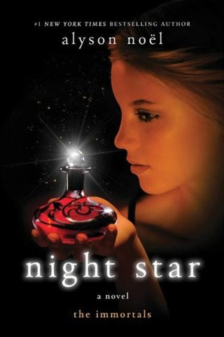 Night Star (The Immortals #5)