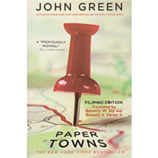 Paper Towns (Filipino Edition)