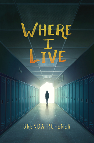 ARC Review: Where I Live by Brenda Rufener