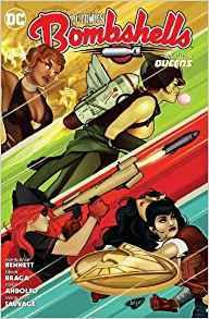 DC Comics: Bombshells, Vol. 4: Queens