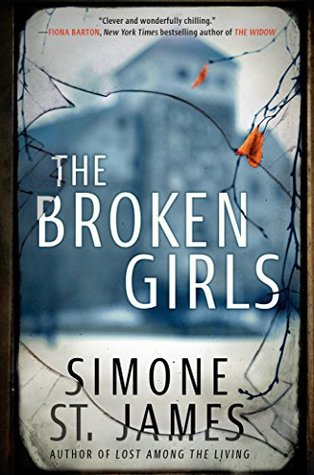 Image result for the broken girls by simone st james reviews