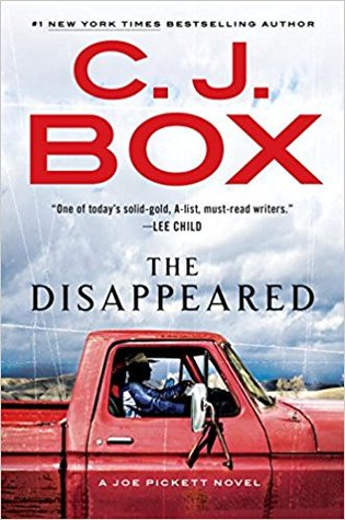 The Disappeared (Joe Pickett, #18)