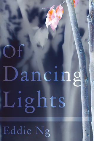 Book cover of dancing lights.