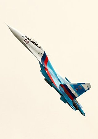 Russian Fighter Aircrafts: Picture book