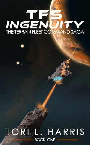 TFS Ingenuity (The Terran Fleet Command Saga, #1)