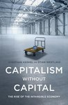 Book cover for Capitalism without Capital: The Rise of the Intangible Economy