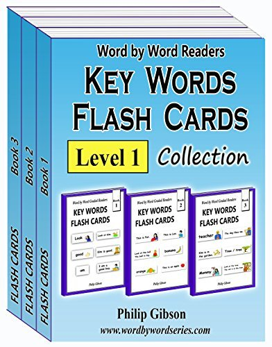 KEY WORDS Flash Cards: Level 1: A Child's Introduction To Reading