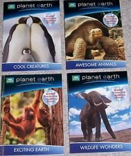 Planet Earth Our Extraordinary World Coloring Book 4-Pack