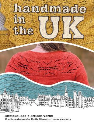 Handmade in the UK: Luscious lace + artisan yarns