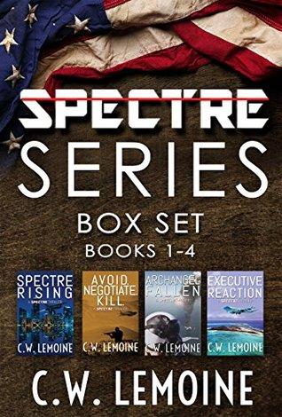 Spectre Series Box Set: Books 1-4