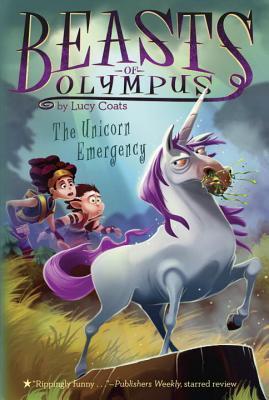 The Unicorn Emergency (Beasts of Olympus, #8)