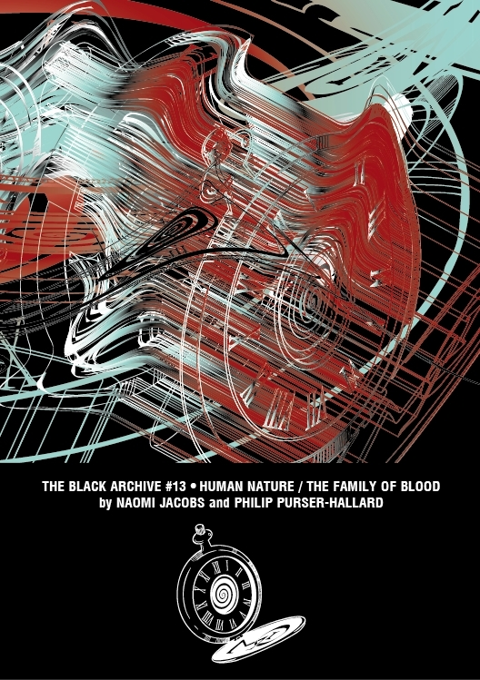 Human Nature / The Family of Blood (The Black Archive, #13)