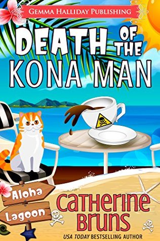 Death of the Kona Man (Aloha Lagoon Mysteries #9)