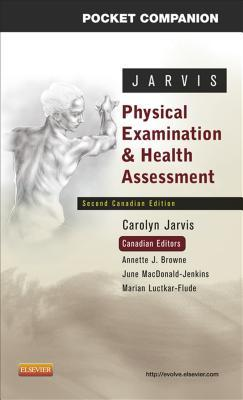 Pocket Companion for Physical Examination and Health Assessment, Canadian Edition - E-Book
