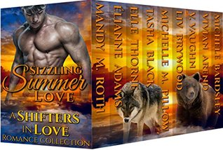 Sizzling Summer Love (Shifters in Love Collection, #10)