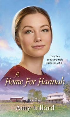 A Home for Hannah (Amish of Pontotoc #1)