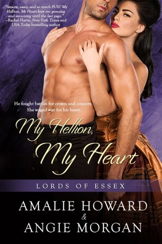 My Hellion, My Heart by Amalie Howard