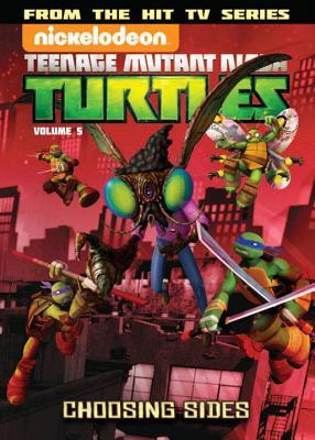 Teenage Mutant Ninja Turtles Animated Volume 5: Choosing Sides