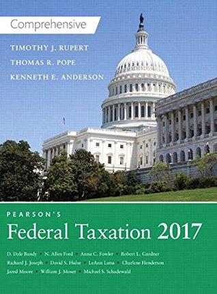Pearson's Federal Taxation 2017 Comprehensive Plus MyAccountingLab with Pearson eText -- Access Card Package (30th Edition)