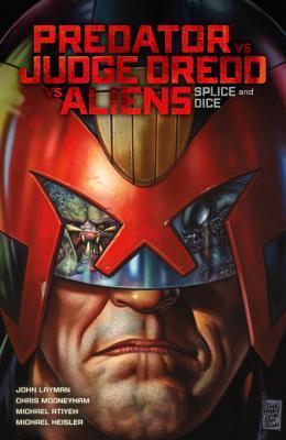 Predator Versus Judge Dredd Versus Aliens: Splice and Dice