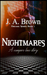 Nightmares by J.A.  Brown
