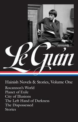 Hainish Novels & Stories, Vol. 1: Rocannon's World / Planet of Exile / City of Illusions / The Left Hand of Darkness / The Dispossessed / Stories