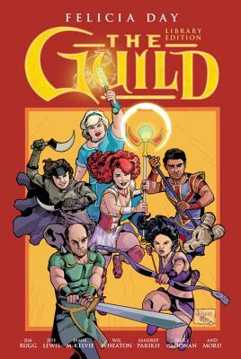 The Guild Library Edition Volume 1 by Felicia Day