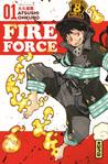 Fire Force vol.1 [Enen no Shouboutai 1] by Atsushi Ohkubo