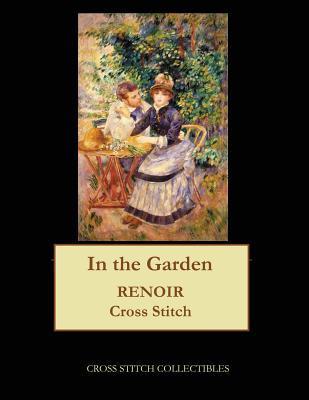 In the Garden: Renoir Cross Stitch Pattern