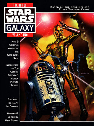 The Art of Star Wars Galaxy, Volume Two