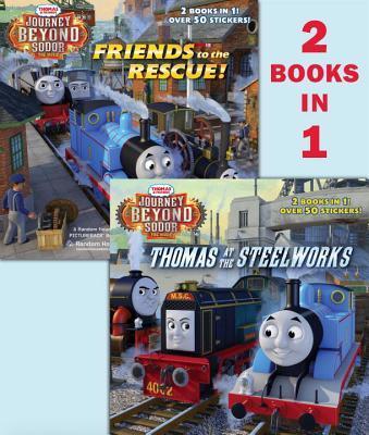 Thomas & Friends Summer 2017 Movie 2-In-1 Pictureback