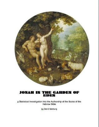 Jonah in the Garden of Eden: a statistical investigation of the Hebrew Bible
