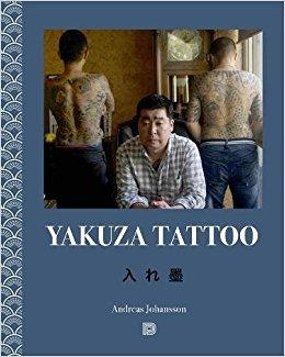 Yakuza Tattoo por Andreas Johansson