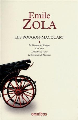 Les Rougon-Macquart. Volume 1