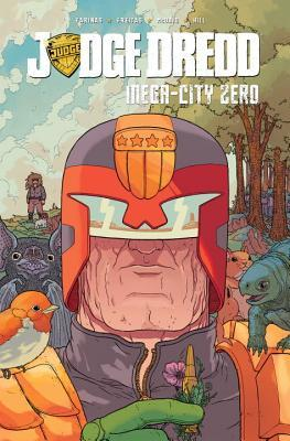 Judge Dredd by Ulises Fariñas