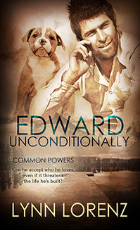 Book Review: Edward Unconditionally (Common Powers #3) by Lynn Lorenz