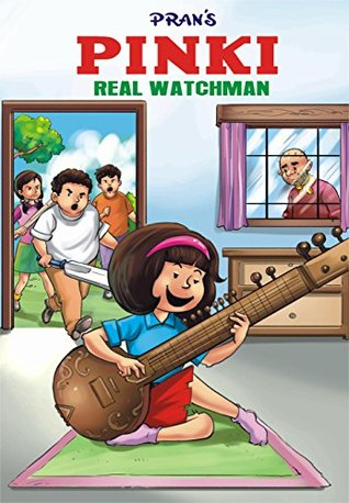 PINKI AND WATCHMAN: PINKI COMICS